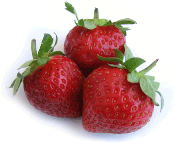 red-strawberries