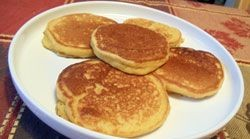 Pumpkin Cornbread, Pumpkin Muffins and even Pumpkin Pancakes – One Recipe – for Baby Finger Food too!