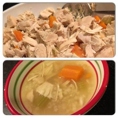 Stock the wholesome baby food guide to making homemade baby food chicken soup for babies and toddlers the easy way forumfinder Choice Image