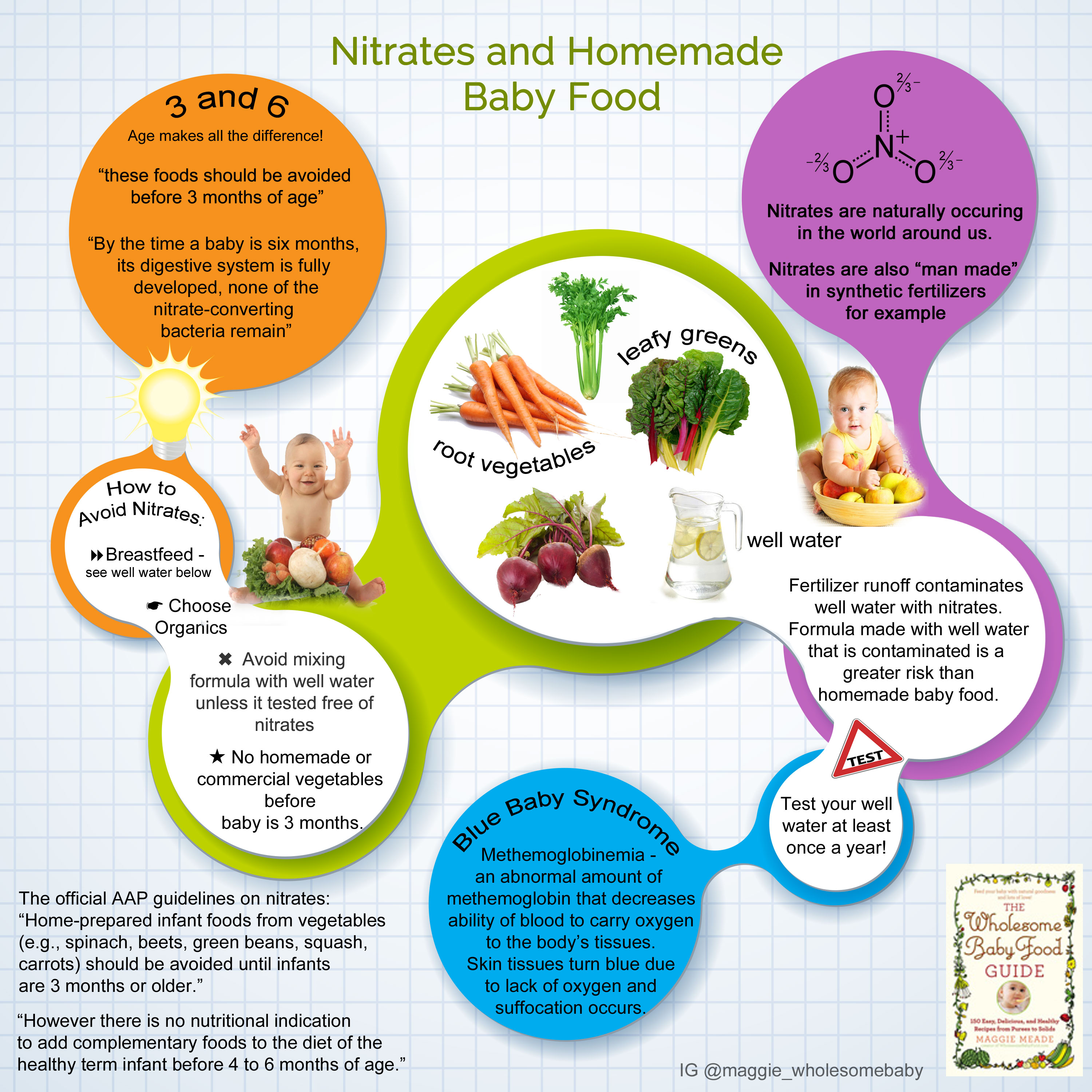 Nitrates In Vegetables Baby Food