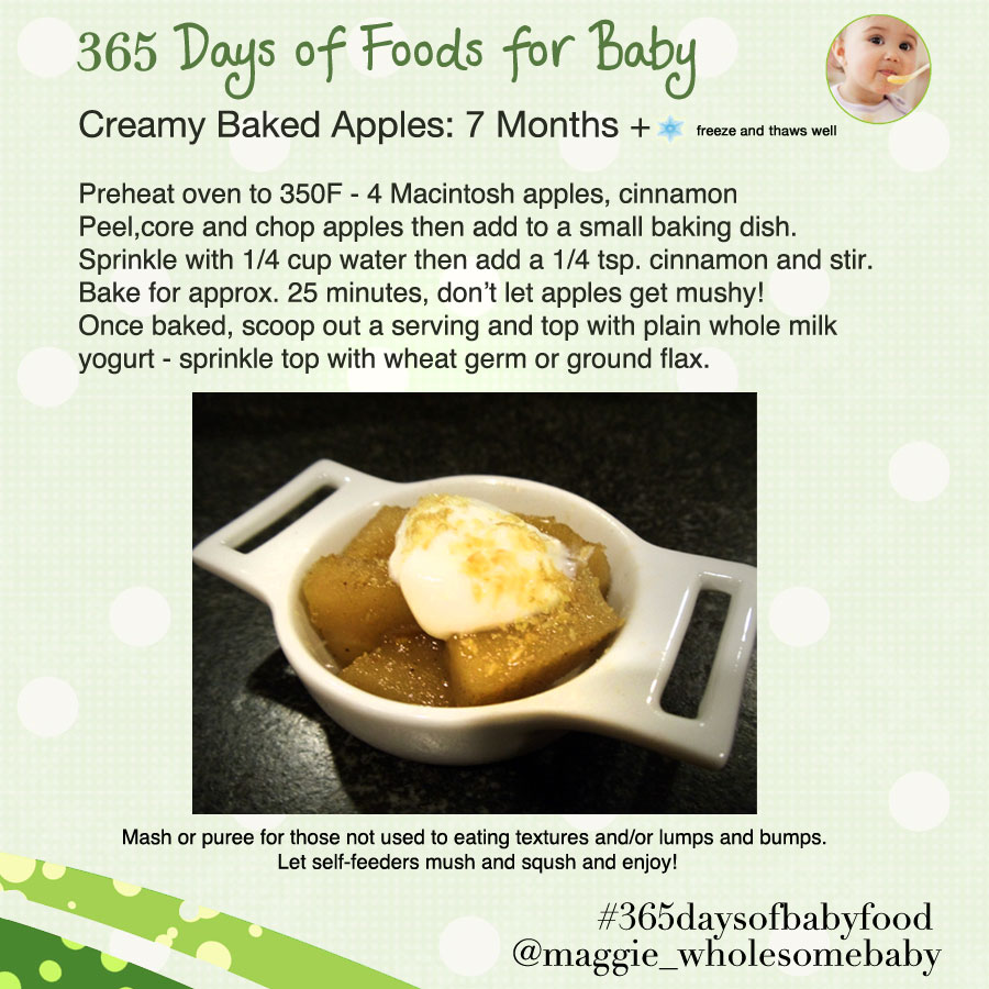 365babyfoodscreamybakedapples