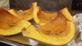 Fall Harvest Baby Food – Buttercup Squash