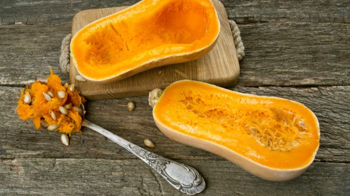 Butternut & Acorn Squash in the Slow Cooker – Diced