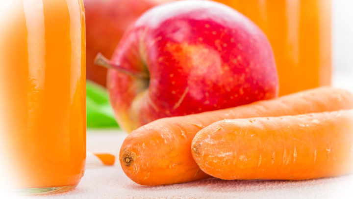 Apples and Carrots – Slow Cooker Baby
