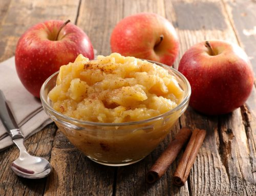 Baby's Crockpot Applesauce Recipe – Homemade Crockpot Applesauce & Apple Baby Food