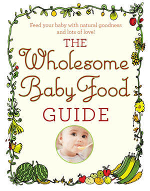Wholesome Baby Food Guide Logo