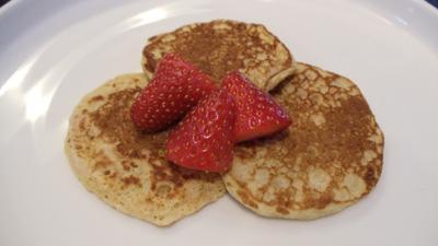 Sugar Free Yogurt Pancakes